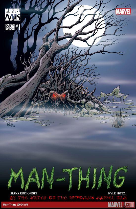 Man-Thing (2004) #1