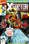 X-Factor (1986) #136
