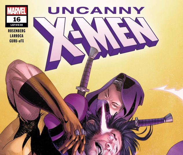 Uncanny X-Men (2018) #16