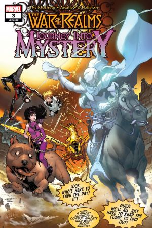War of the Realms: Journey Into Mystery (2019) #3