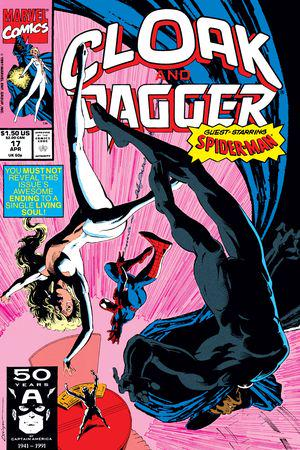 The Mutant Misadventures of Cloak and Dagger #17