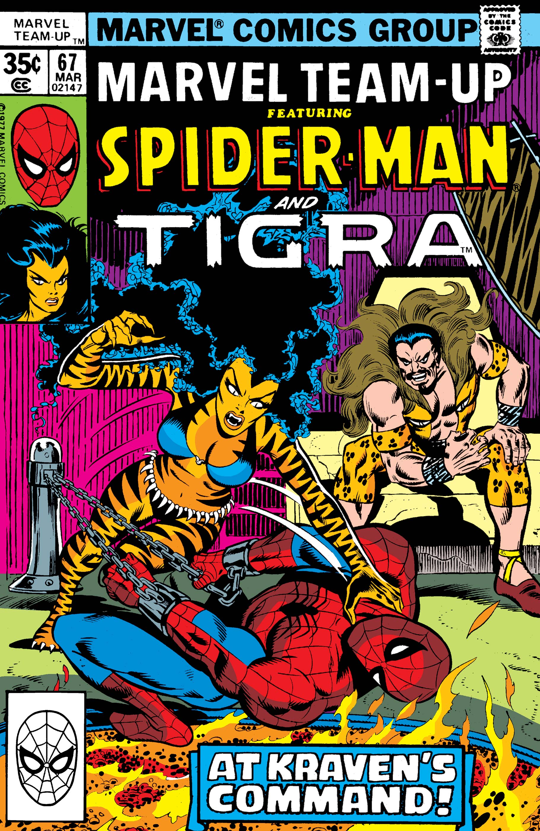 Marvel Team-Up (1972) #67
