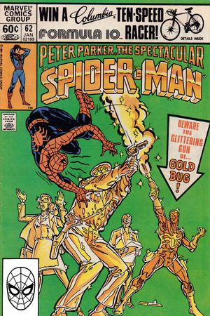 Peter Parker, the Spectacular Spider-Man (1976) #62