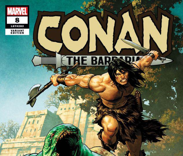 Conan the Barbarian #8