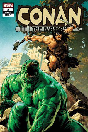 Conan the Barbarian (2019) #8 (Variant)
