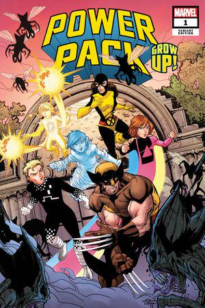 Power Pack: Grow Up! (2019) #1 (Variant)