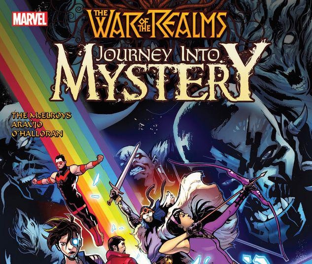 WAR OF THE REALMS: JOURNEY INTO MYSTERY TPB #1