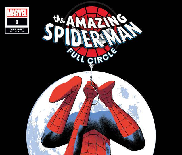 AMAZING SPIDER-MAN: FULL CIRCLE 1 SMALLWOOD VARIANT #1