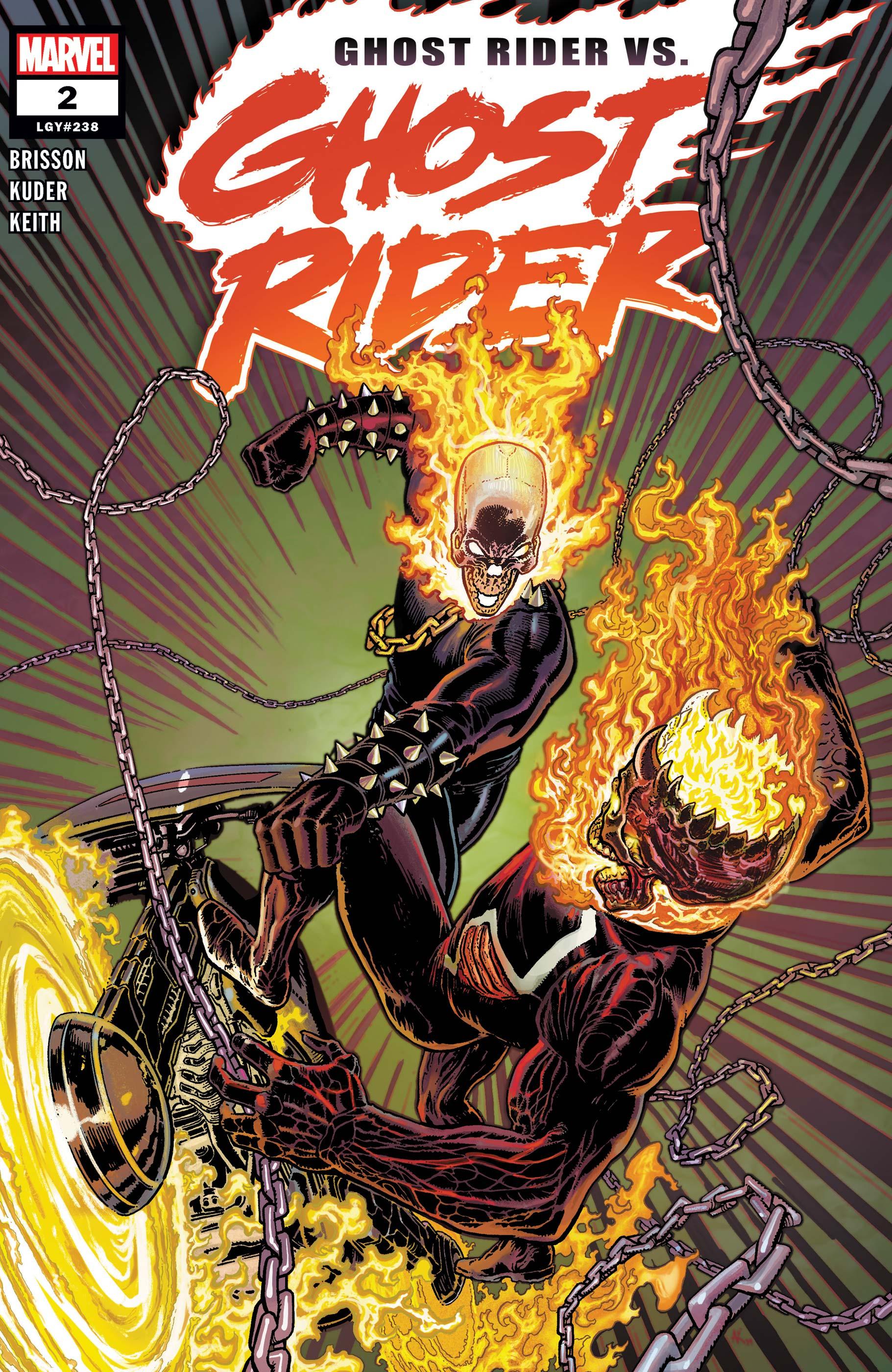 Ghost Rider (2019) #2