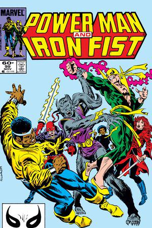 Power Man and Iron Fist (1978) #99