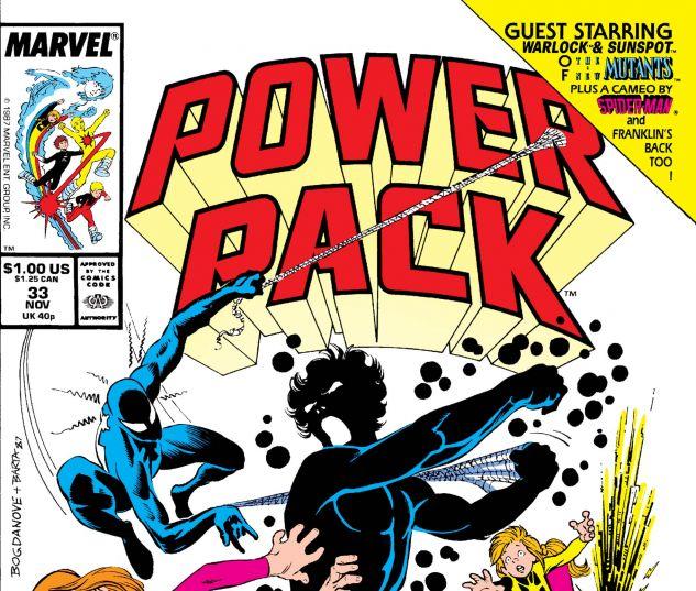 Power Pack (1984) #33
