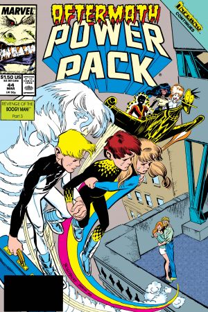 Power Pack (1984) #44