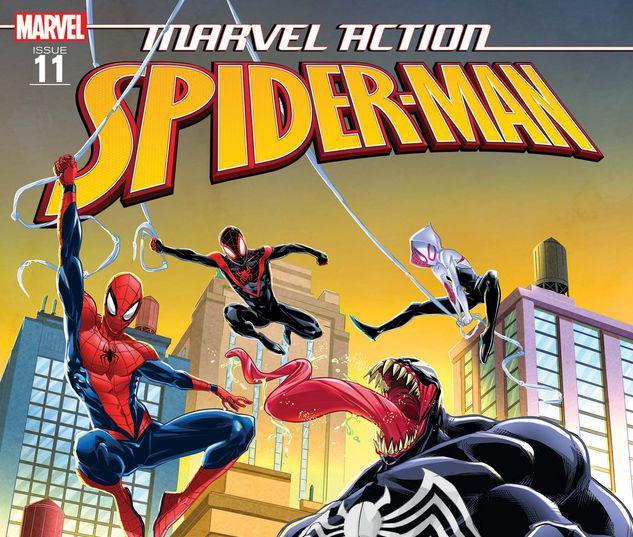 Marvel Action Spider-Man #11