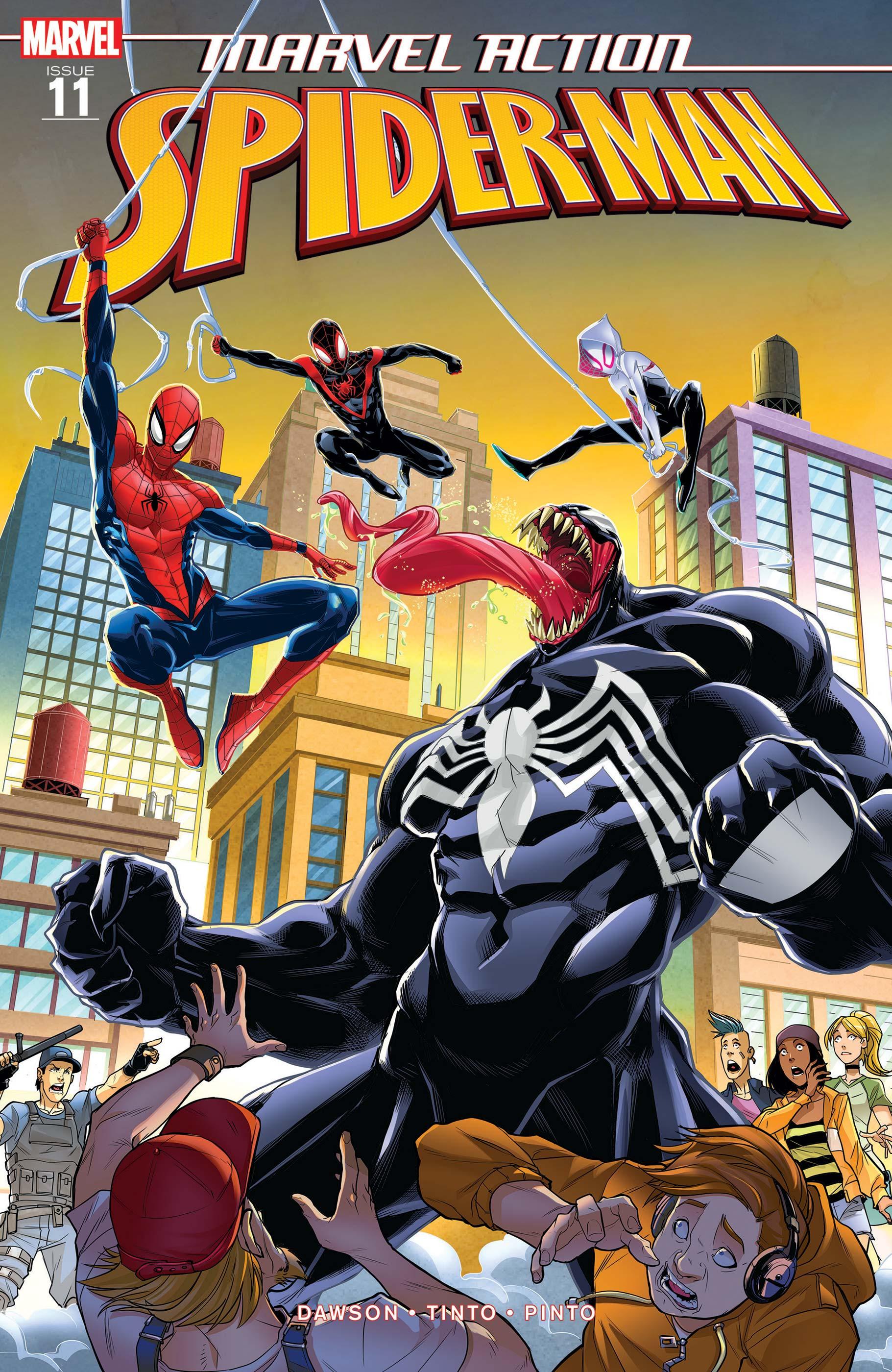 Marvel Action Spider-Man (2018) #11