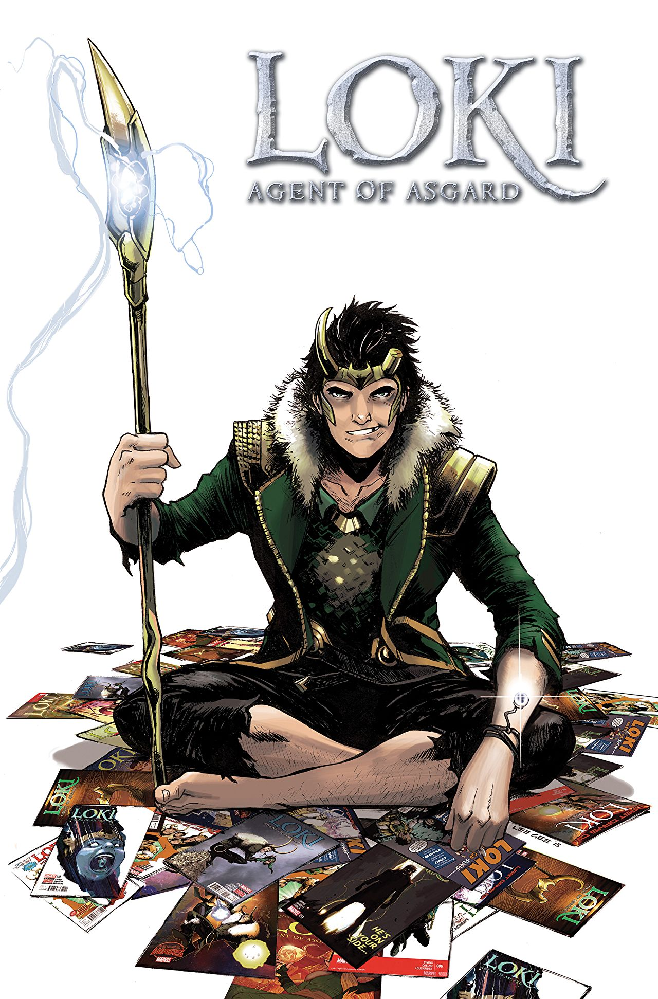 Loki: Agent Of Asgard - The Complete Collection (Trade Paperback)