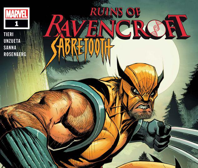 RUINS OF RAVENCROFT: SABRETOOTH 1 #1