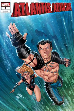 Atlantis Attacks (2020) #1 (Variant)