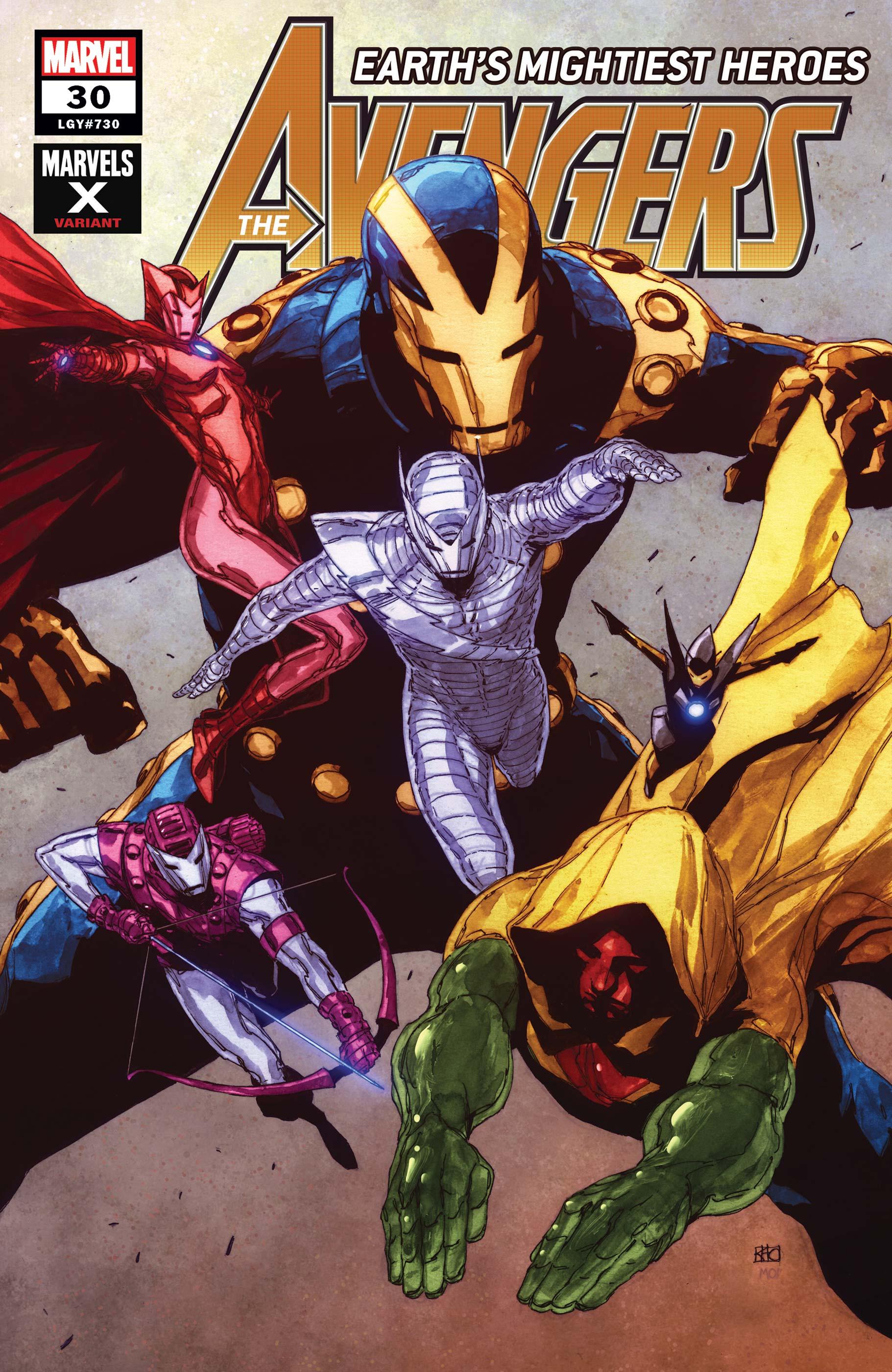 Avengers (2018) #30 (Variant)