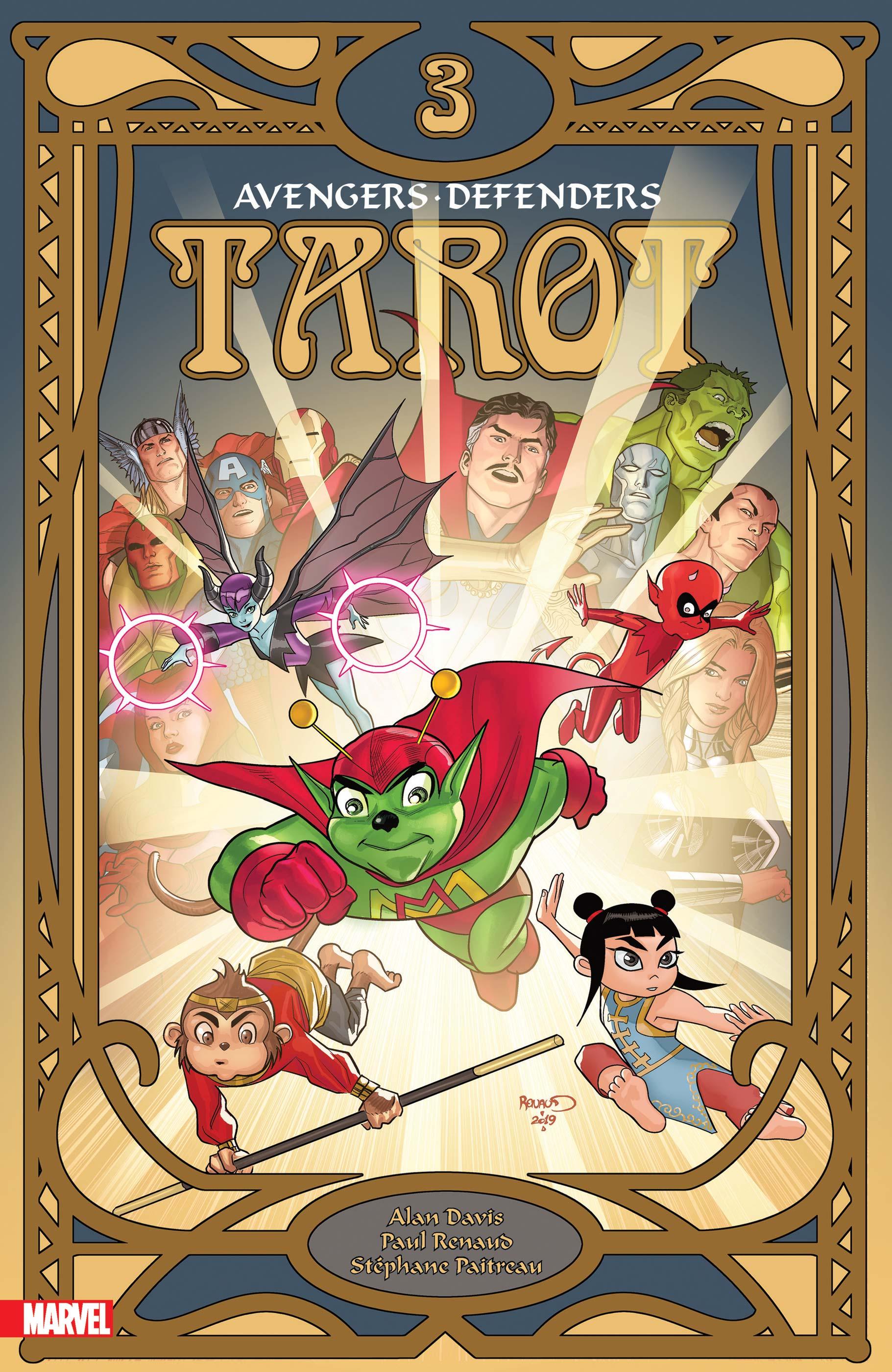 Tarot (2020) #3