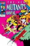 NEW MUTANTS ANNUAL (1984) #2