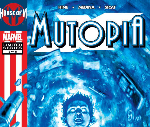 Mutopia X #3