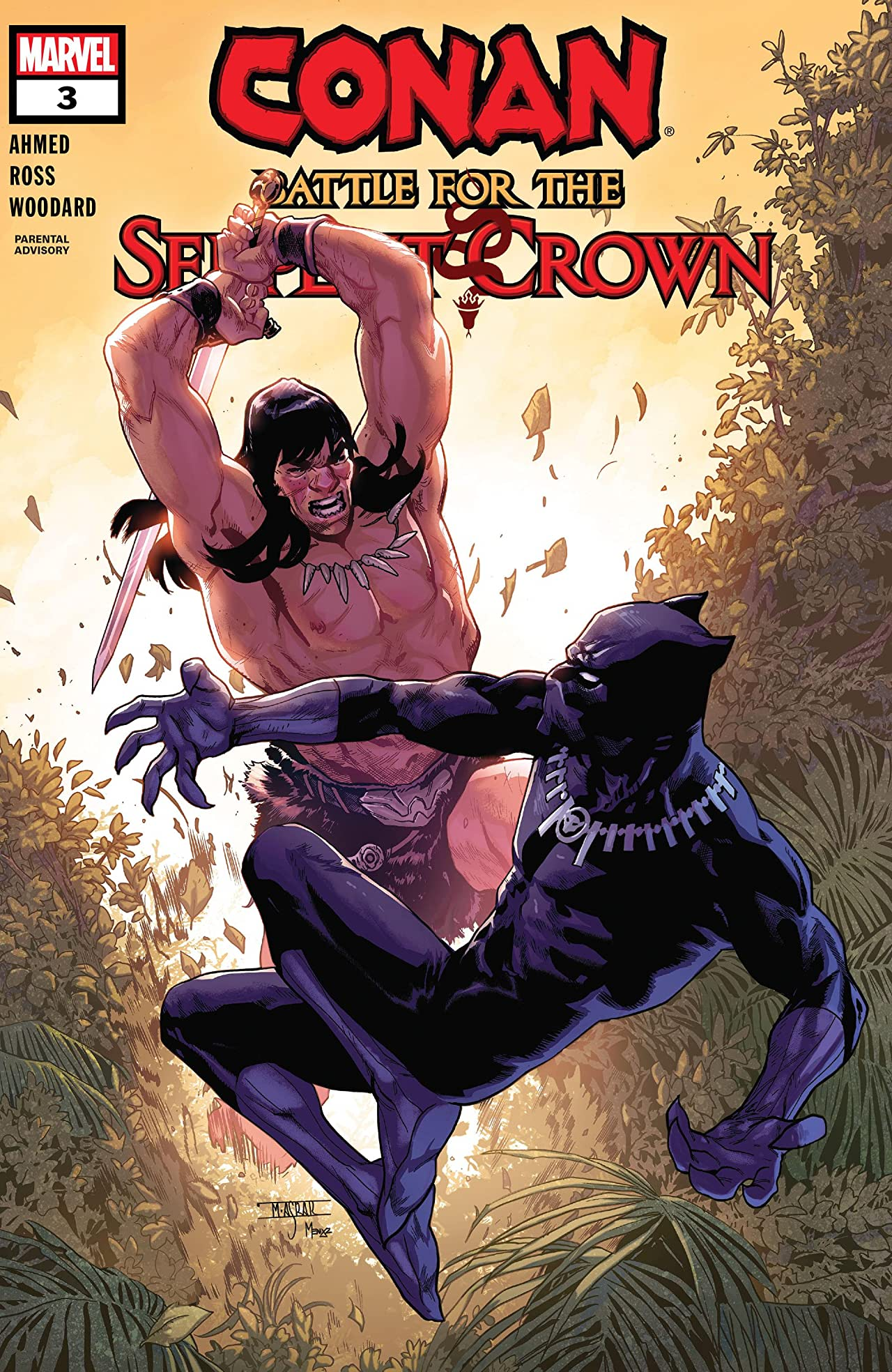 Conan: Battle for the Serpent Crown (2020) #3