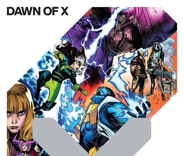 DAWN OF X VOL. 5 TPB #5