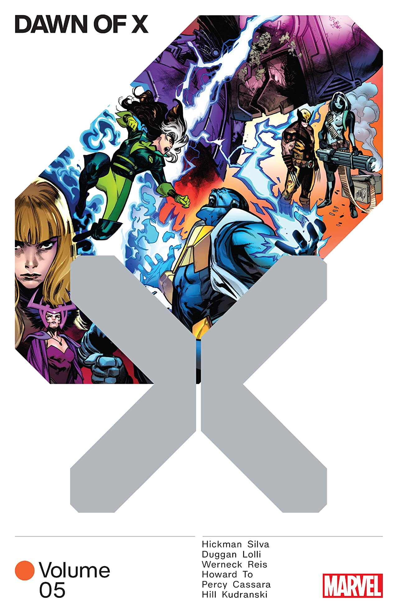Dawn Of X Vol. 5 (Trade Paperback)