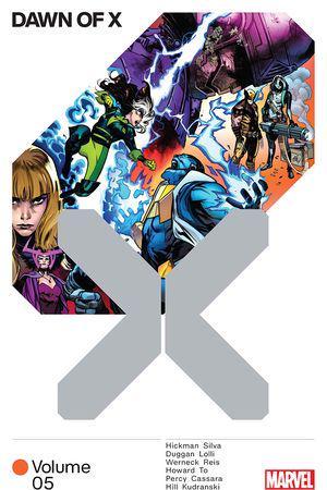 Dawn Of X Vol. 5 (Trade Paperback)