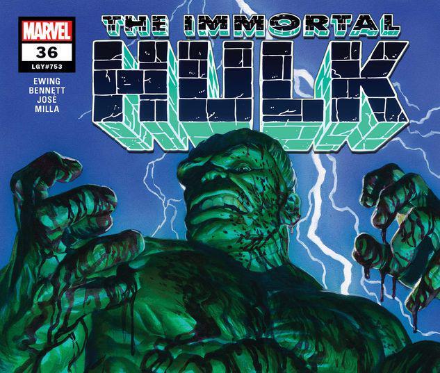 Immortal Hulk #36