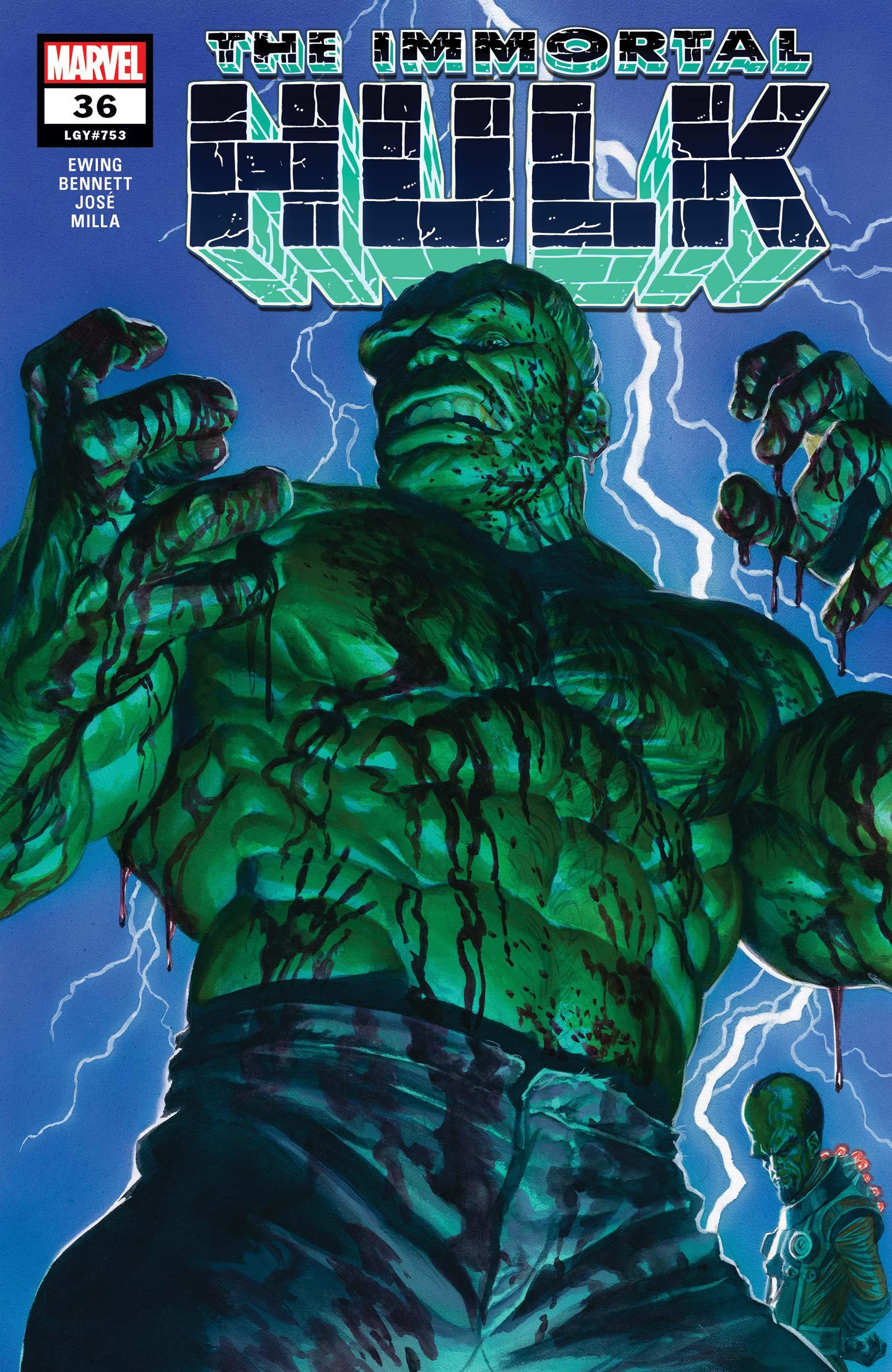 Immortal Hulk (2018) #36