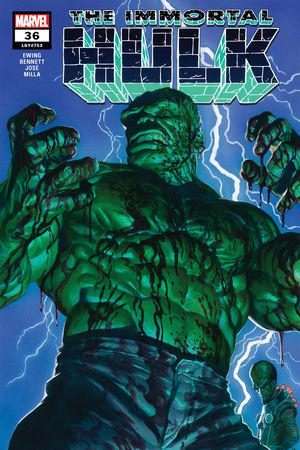 Immortal Hulk #36