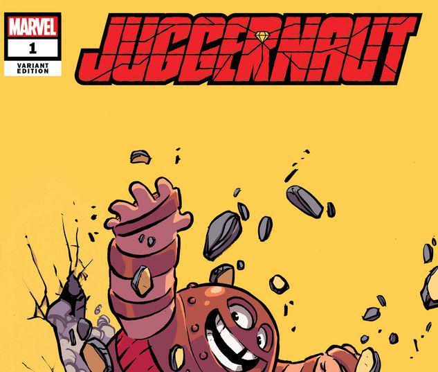 Juggernaut #1