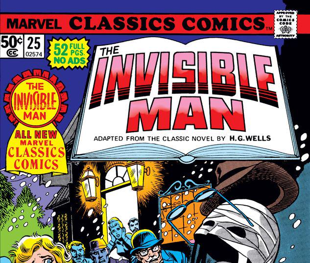 Marvel Classics Comics Series Featuring #25