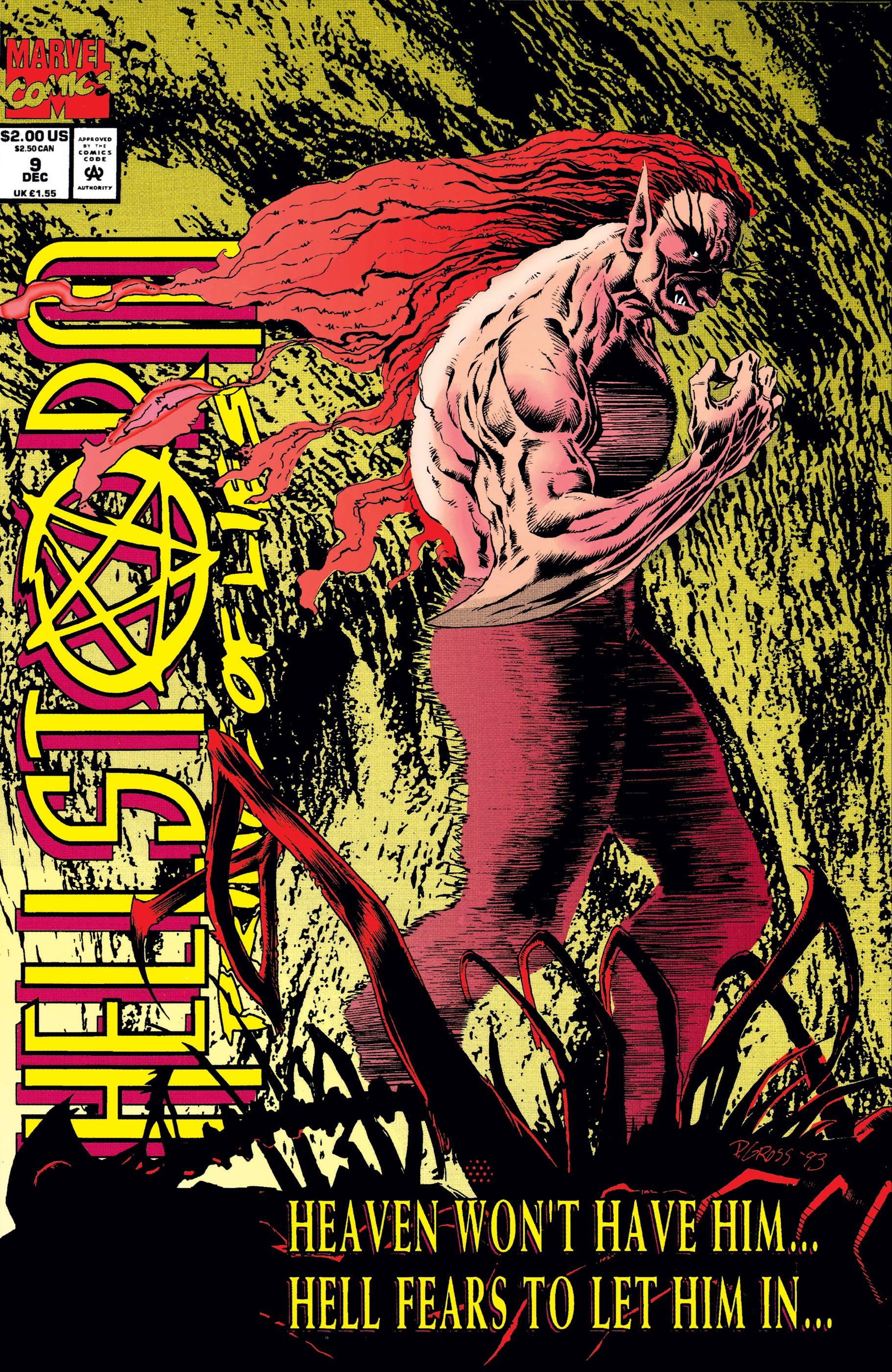 Hellstorm: Prince of Lies (1993) #9