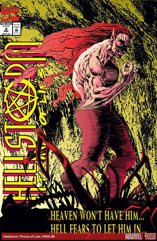 Hellstorm: Prince of Lies (1993) #9