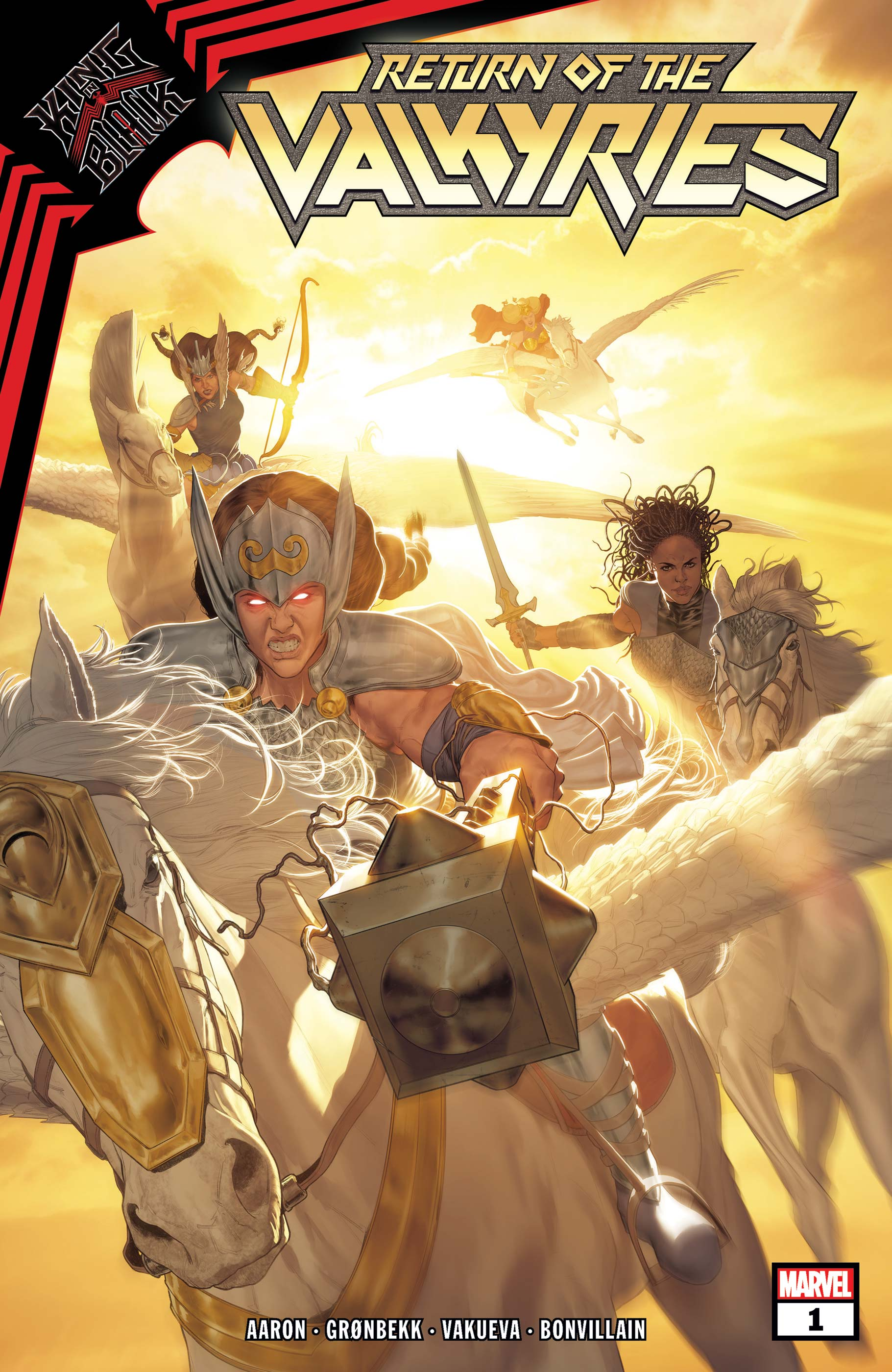 King in Black: Return of the Valkyries (2021) #1