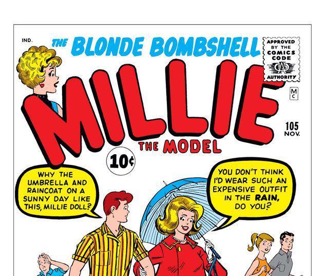 Millie the Model #105