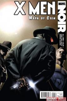 X-Men Noir: Mark of Cain #4
