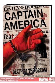 Captain America: The Death of Captain America (Hardcover)