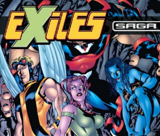 EXILES SAGA #1