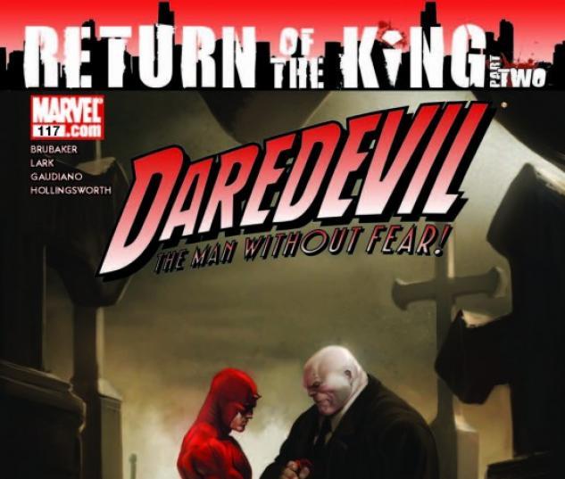 DAREDEVIL #117