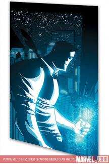 Powers Vol. 12: The 25 Coolest Dead Superheroes of All Time (Trade Paperback)