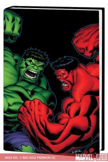 Hulk Vol. 1: Red Hulk Premiere (Hardcover)