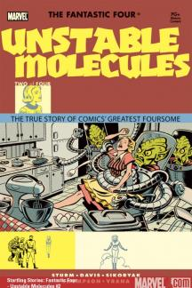 Startling Stories: Fantastic Four - Unstable Molecules #2