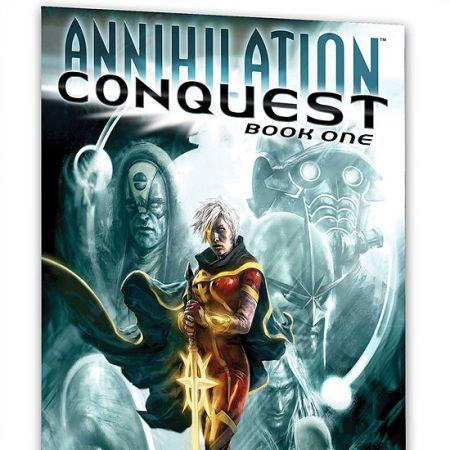 ANNIHILATION: CONQUEST BOOK 1 #0