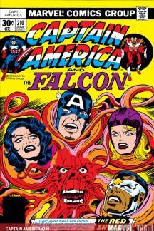 Captain America (1968) #210