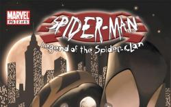 SPIDER-MAN: LEGEND OF THE SPIDER-CLAN #2