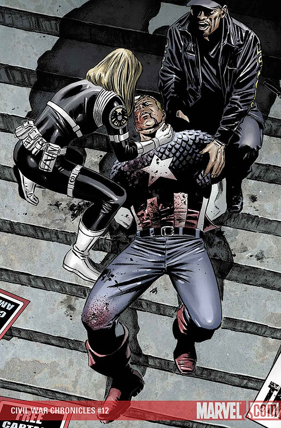 Civil War Chronicles (2007) #12