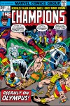 CHAMPIONS #3 COVER